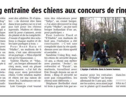 Doug Éducation dans le Dauphiné