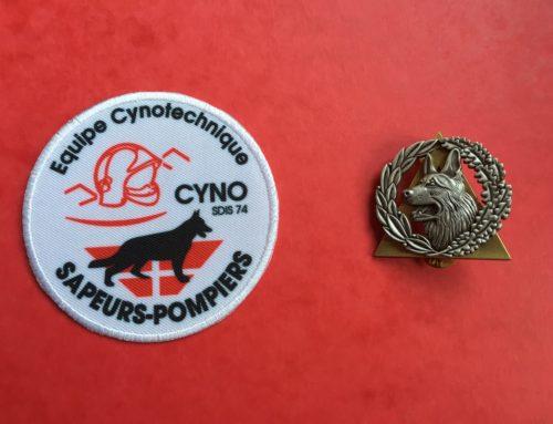 Doug Éducation et l'Équipe Cynotechnique des Sapeurs-Pompiers de Hte Savoie – CYNO SDIS74